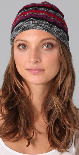 Missoni Marble Stripe Hat