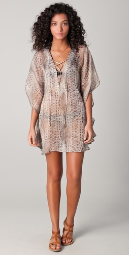 buy Melissa Odabash Jasmine Cover Up by Melissa Odabash online swimsuits shop