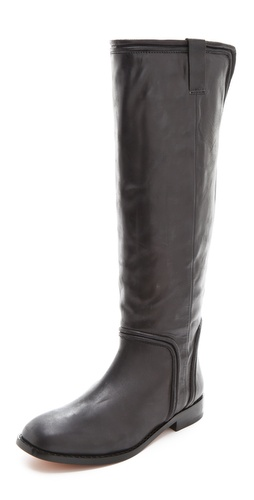 Buy Modern Vintage Shoes Valencia Riding Boots - Modern Vintage Shoes online - Footwear, Womens, Footwear, Boots, at Heel Addict Online Shoe Shop