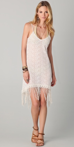 Buy OndadeMar Riviera Sands Embroidered Cover Up Dress  Fashion Shop