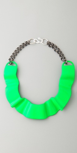 ONE by Neon Choker Necklace