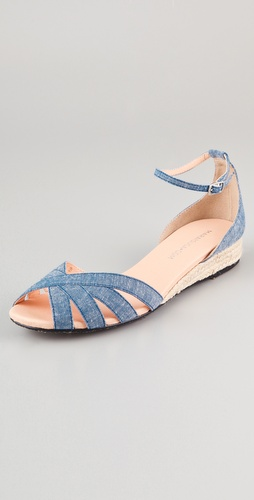 ONE by Espadrille Wedges