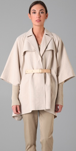 Ports 1961 Utilitarian Jacket with Vachetta Belt