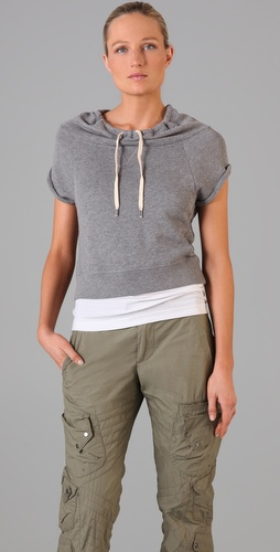 RLX Ralph Lauren Short Sleeve Sweatshirt