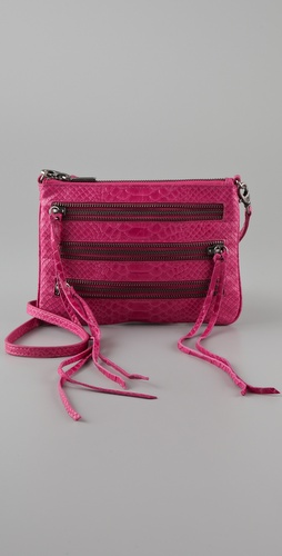 Rebecca Minkoff 5 Zip Rockette Bag
