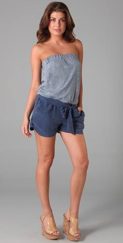 7 For All Mankind Sahara Romper