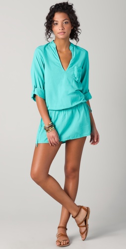 buy Splendid Carnival Tunic Cover Up by Splendid online swimsuits shop