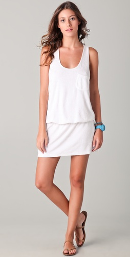 buy Splendid Signature Terry Dress by Splendid online swimsuits shop