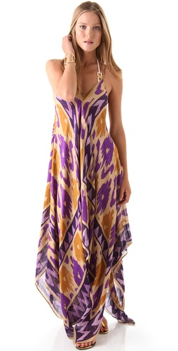 buy Theodora & Callum Ikat Scarf Cover Up by Theodora & Callum online swimsuits shop