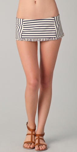 buy Tory Burch Ruffle Swim Skirt Bikini Bottoms by Tory Burch online swimsuits shop
