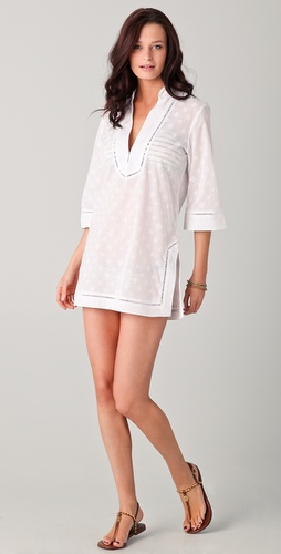 buy Tory Burch Print Tunic by Tory Burch online swimsuits shop