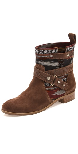 Buy Twelfth St. by Cynthia Vincent West Ikat Engineer Booties - Twelfth St. by Cynthia Vincent online - Footwear, Womens, Footwear, Boots, at Heel Addict Online Shoe Shop