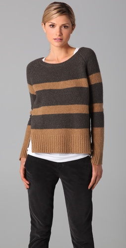 Vince Striped Sweater at Shopbop image