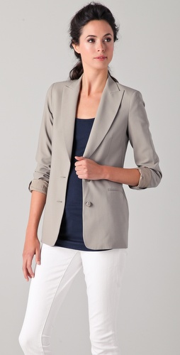 Vince Two Button Blazer