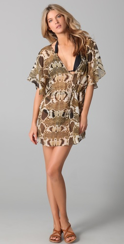 buy Vix Swimwear Macau Lina Caftan Cover Up by Vix Swimwear online swimsuits shop