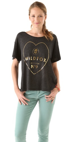 Wildfox Golden Potion Tee