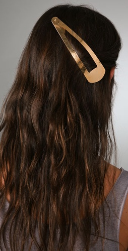 Adia Kibur Jumbo Hair Clips from shopbop.com