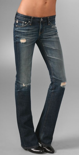 Angel Boot Cut Jean by AG Jeans