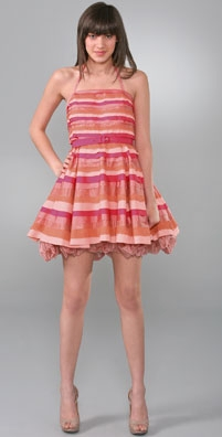 Alice + Olivia Penelope Party Dress from shopbop.com