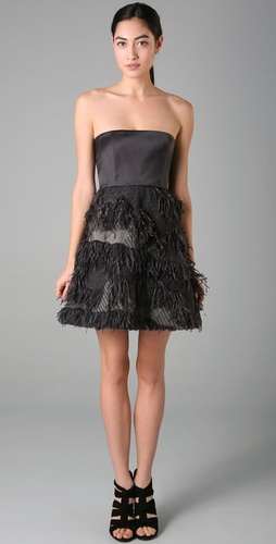 Alice + Olivia Priscilla Bustier Dress from shopbop.com