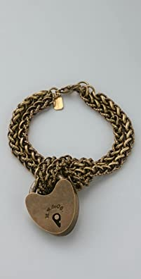 Archive Jewelry Love Knot Snake Chain Bracelet - shopbop.com
