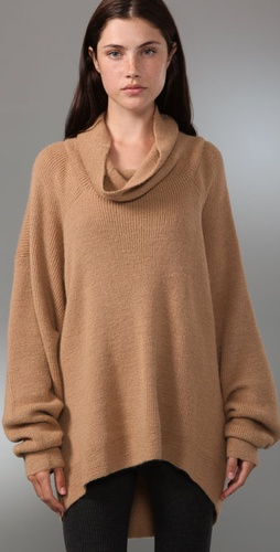 Alexander Wang Cowl Neck Sweater