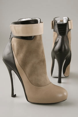 Barbara Bui Booties - Couture Snob