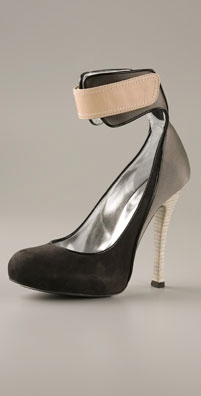 Barbara Bui Posted Ankle Strap Hidden Platform Pump - shopbop.com from shopbop.com