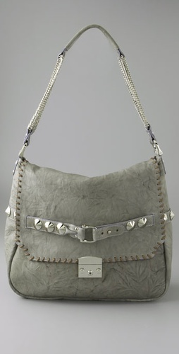 BE & D Woodstock Large Shoulder Bag