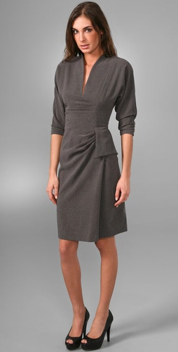 Black Halo Donna Sheath Dress