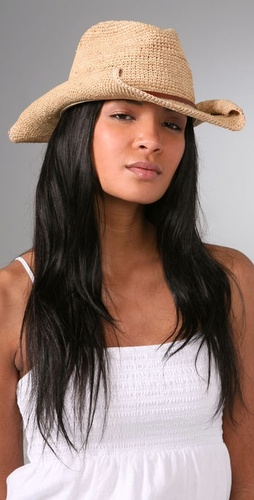 Bop Basics Cowboy Hat with Leather Band