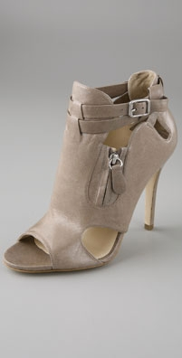 Camilla Skovgaard Zaha Open Toe Booties from shopbop.com