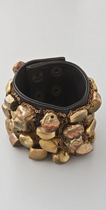 CECILIA DE BUCOURT Metal Rock Cuff