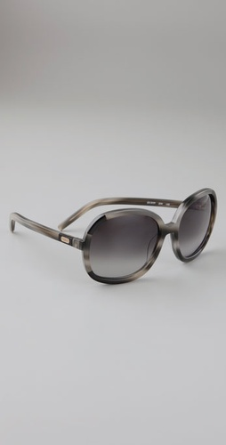 Chloe Sunglasses Abelie Rounded Sunglasses
