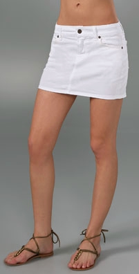 Citizens of Humanity Ava Miniskirt