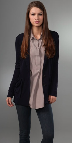 Club Monaco - Ava Blazer from shopbop.com