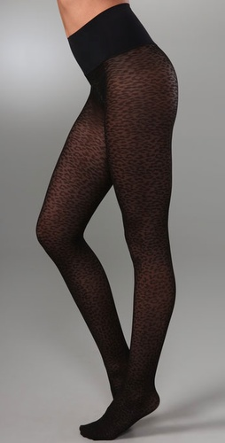 Commando Leopard Legs Tights from shopbop.com
