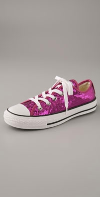 Converse Electronic Sequins OX Low Sneaker