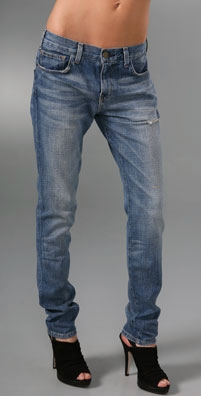 Current/Elliott Super Slouchy Skinny Jeans
