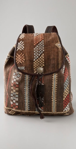 DANNIJO Moroccan Backpack from shopbop.com
