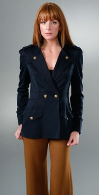 Diane von Furstenberg Smarty Jones Jacket