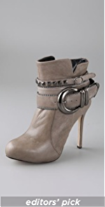Dolce Vita Braxton Booties with Studded Straps