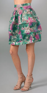 Elizabeth and James Spring Bell Skirt