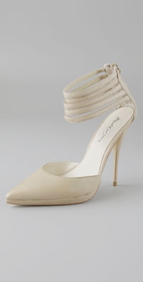 Elizabeth and James Jasmine Ankle Strap Platform Pumps from shopbop.com