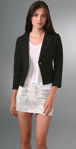Elizabeth and James Panama Blazer