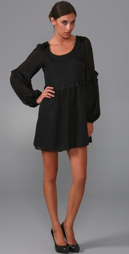 Erin Fetherston Bell Sleeve Dress