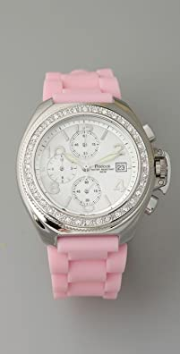 Freelook Swarovski Bezel Watch