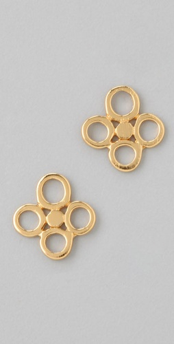 Gorjana Bloom Studs from shopbop.com