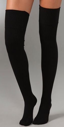 Haute Hippie - Deluxe Thigh High Socks
