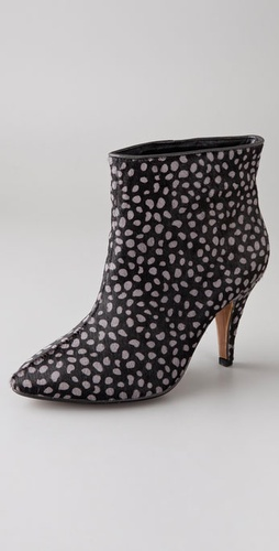 Jeffrey Campbell Frankie Haircalf Booties from shopbop.com